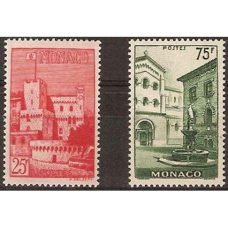 MONACO 1954 VEDUTE G.I.