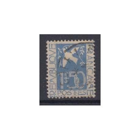 FRANCIA 1934 COLOMBA DELLA PACE DI DARAGNES US. Francia francobolli filatelia stamps