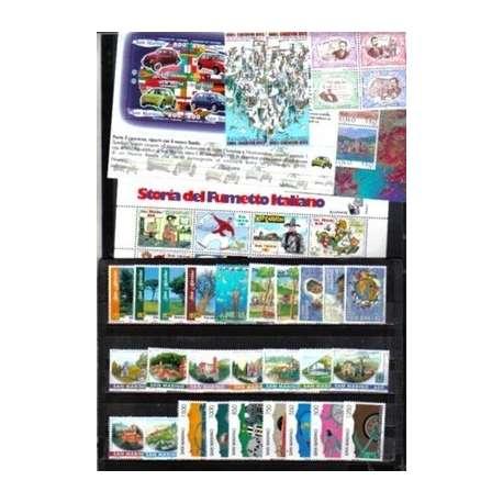 1997 SAN MARINO ANNATA COMPLETA + BF G.I. San Marino francobolli filatelia stamps
